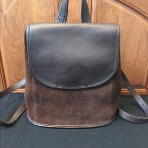 Coach Vintage Berkeley Convertible backpack